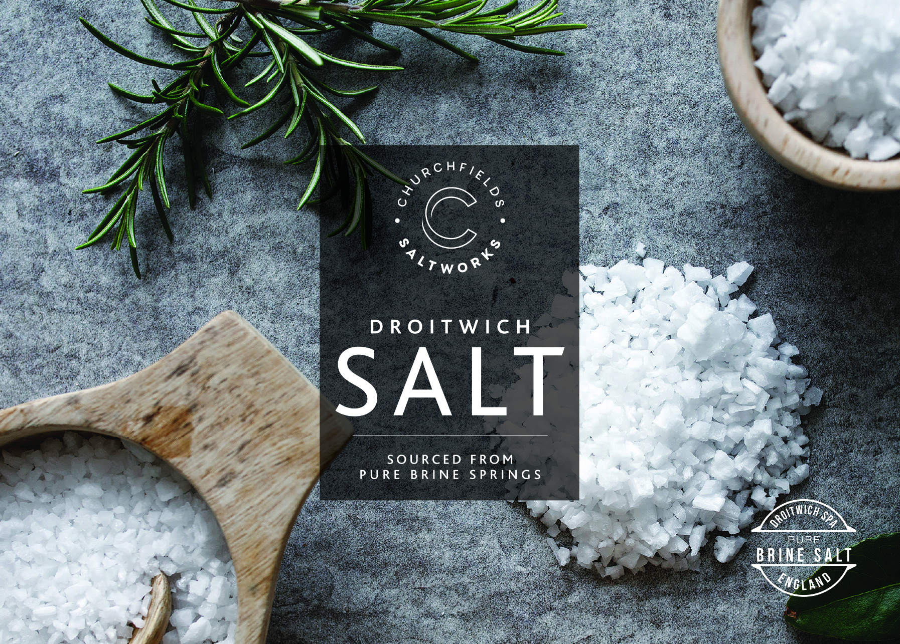 Introducing the Next Generation of Gourmet Salt