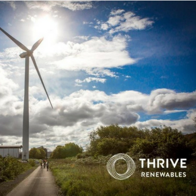 Thrive Renewables: a vision for a more sustainable future