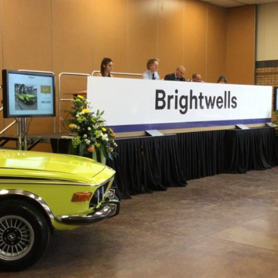 Interview with Toby Service from Brightwells Limited