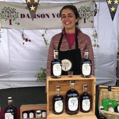 Damson Tree Vodka - Great Taste Winner 2019