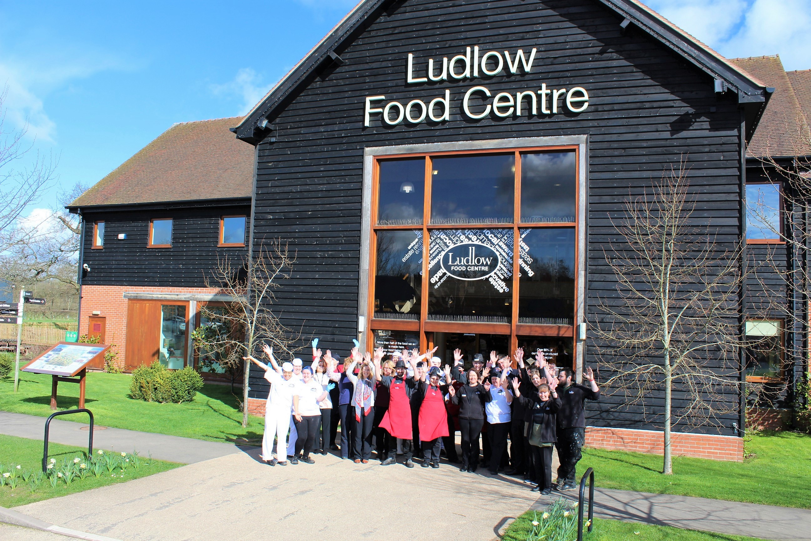 Quality, Local, Innovative: The Ludlow Food Centre