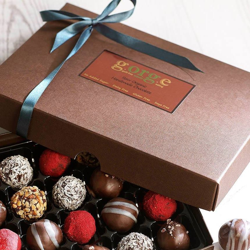 Indulgently Chocolaty Goodness | Discover g.org.e truffles