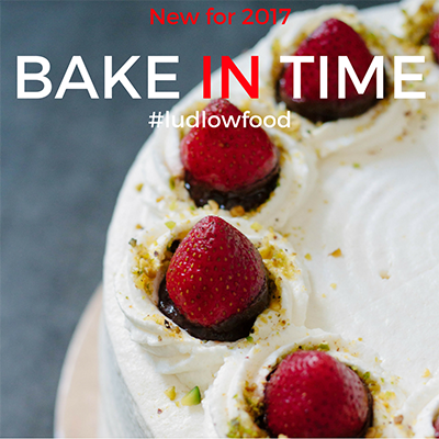 New for 2017: Baked In Time