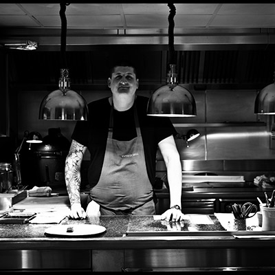 Chef Spotlight: Gareth Ward