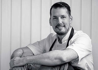 Chef Spotlight: Paul Crowe