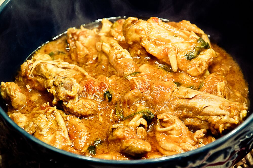 Rayeesa's Chicken Curry Recipe