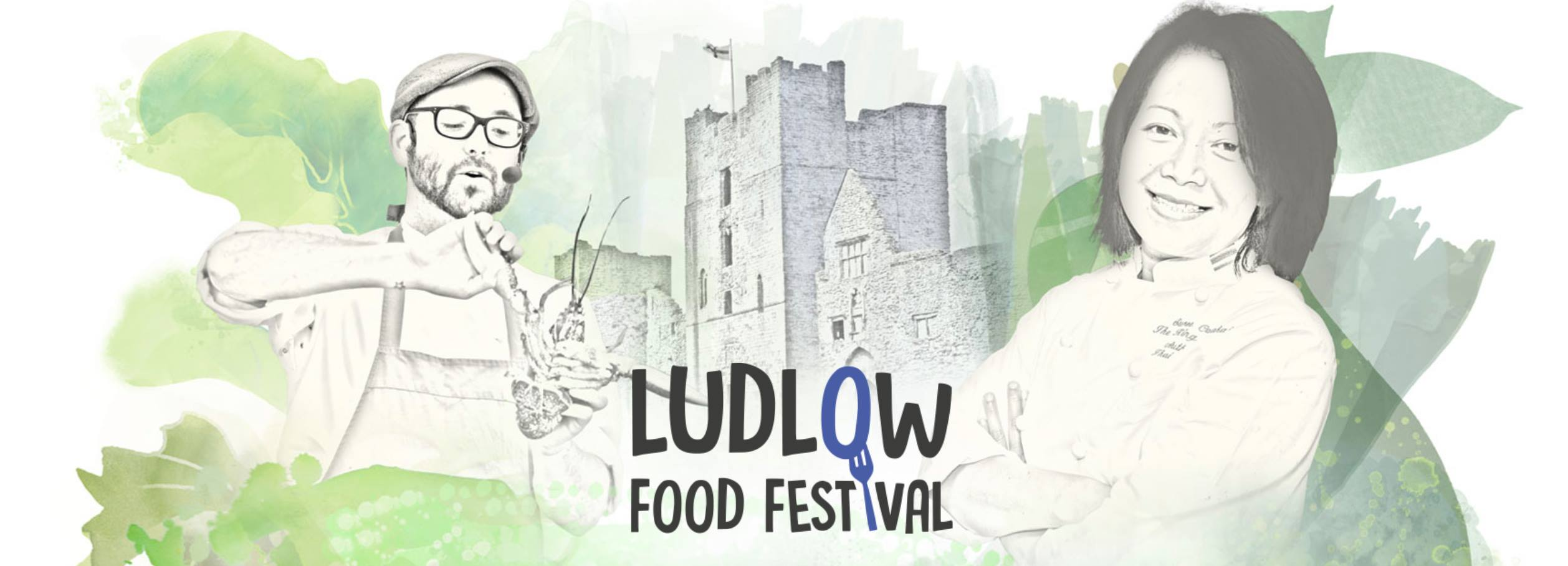 Ludlow Food Festival Trade Day