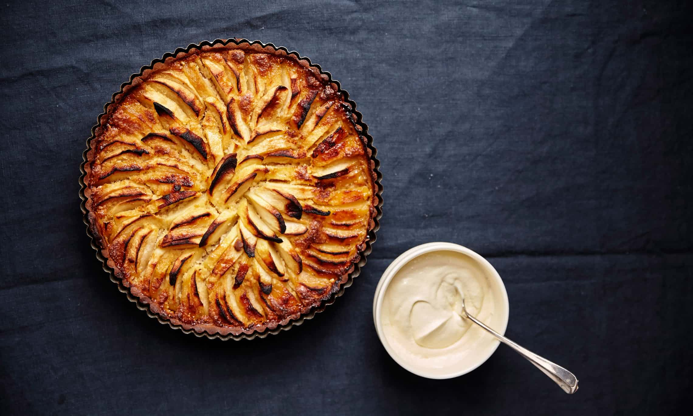 Plum and Almond Tart by Jeremy Lee | The Guardian