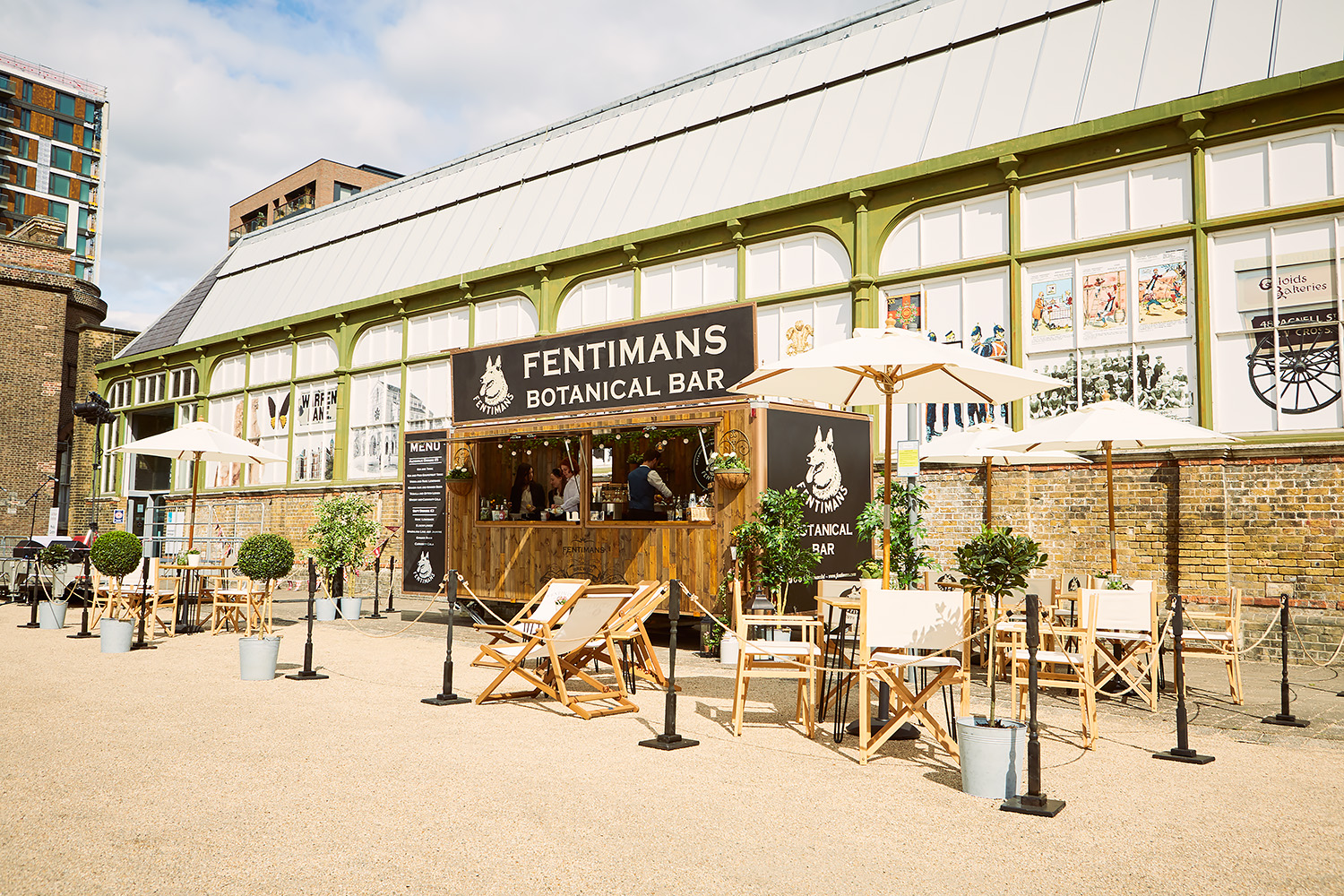 Fentimans Botanical Bar