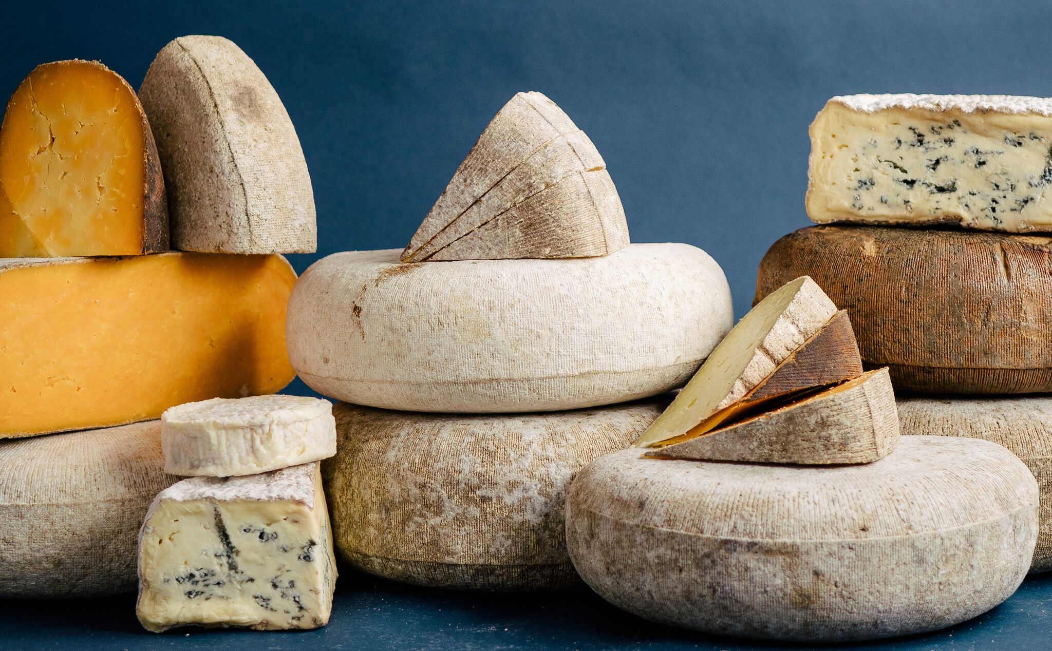 Moyden's Handmade Cheese Collection