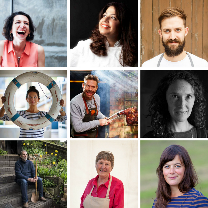 Ludlow Food Festival 2018 Lineup